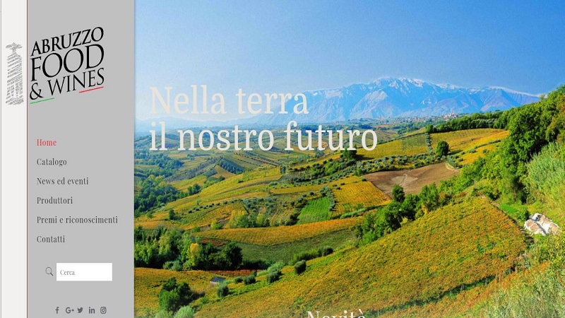 Abruzzo Food And Wines