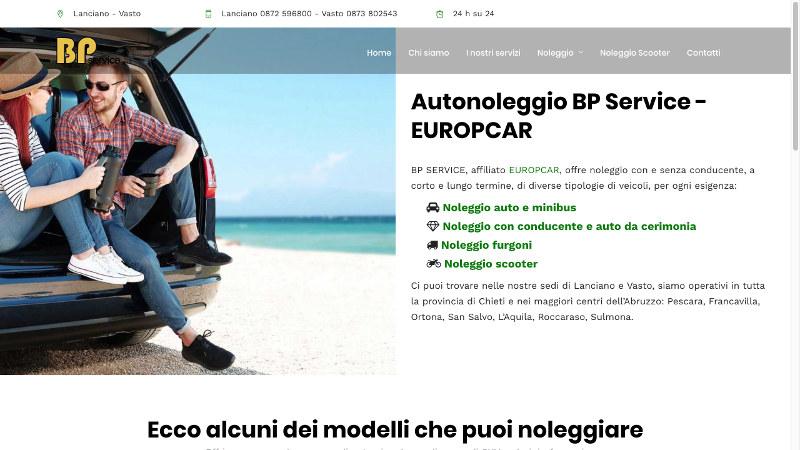 BP Service noleggio auto
