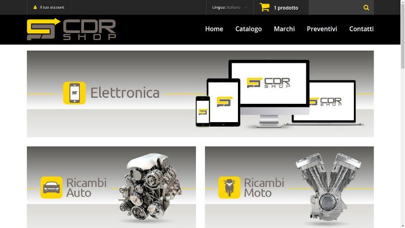 CDR Shop