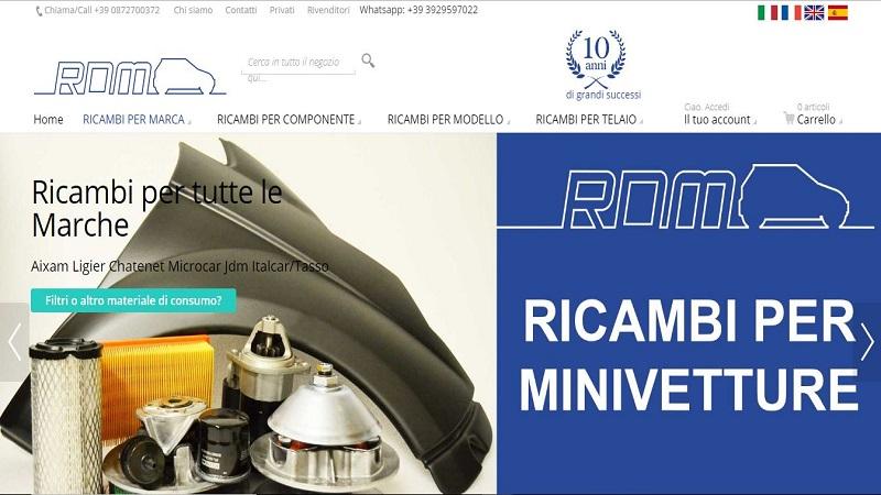 RDM Ricambi